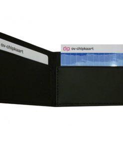 Pashouder Luxe Zwart