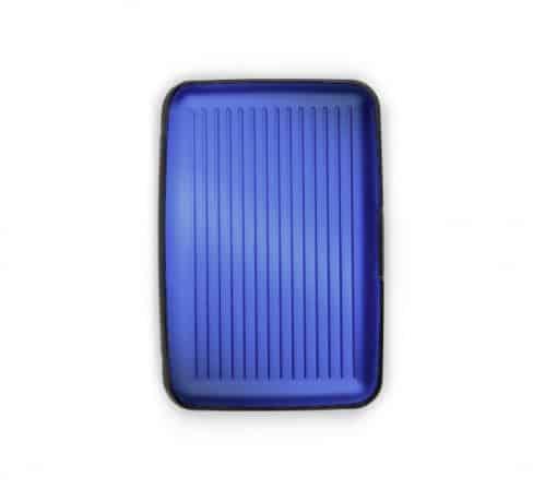 Aluminum houder Blauw