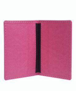 Pashouder Kunstleer Roze