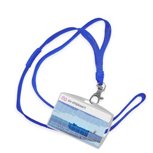 Keycord met Breakaway Blauw