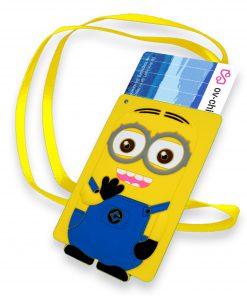 OV-hanger figuur Minion Blauw