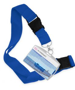 Keycord Breed Royal Blue