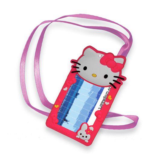 OV-hanger Hello Kitty Roze