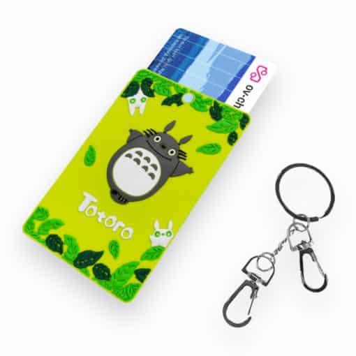 OV-hanger figuur Totoro Groen