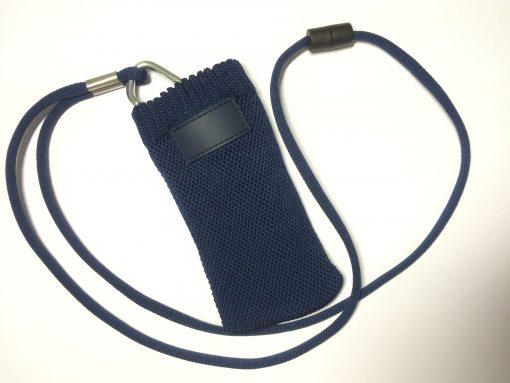 Keycord Telefoonsok Blauw