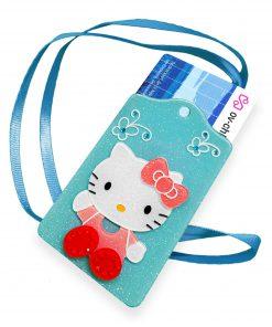 OV-hanger Hello Kitty Blauw