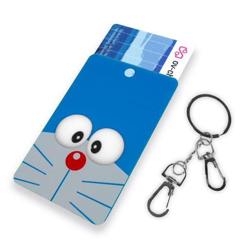 OV-hanger figuur Doraemon blauw