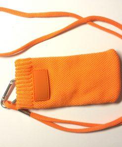 Keycord Telefoonsok Oranje
