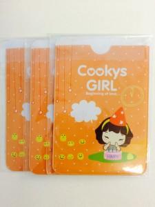 OV-chipkaart hoesje Girl-720