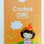 OV-chipkaart hoesje Girl-0