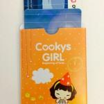 OV-chipkaart hoesje Girl-718