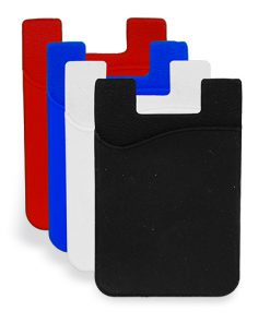 Zelfklevende Pashouder 4 kleuren