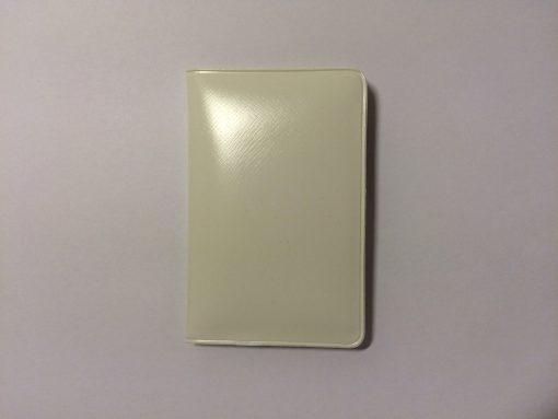 PVC-hoesje Zilver-5790
