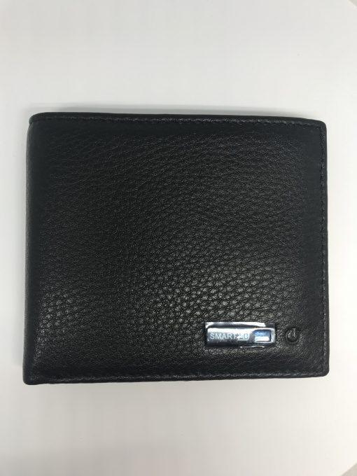 Smart Wallet Bluetooth Zwart