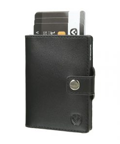 Valenta Wallet Case Black
