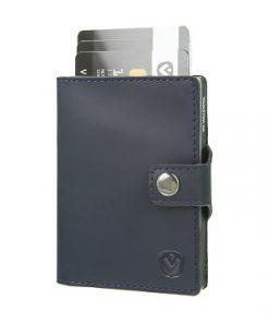 Valenta Wallet Case Blauw