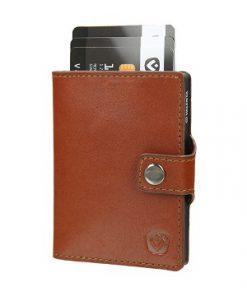 Valenta Wallet Case Cognac