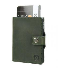 Valenta Wallet Case Groen