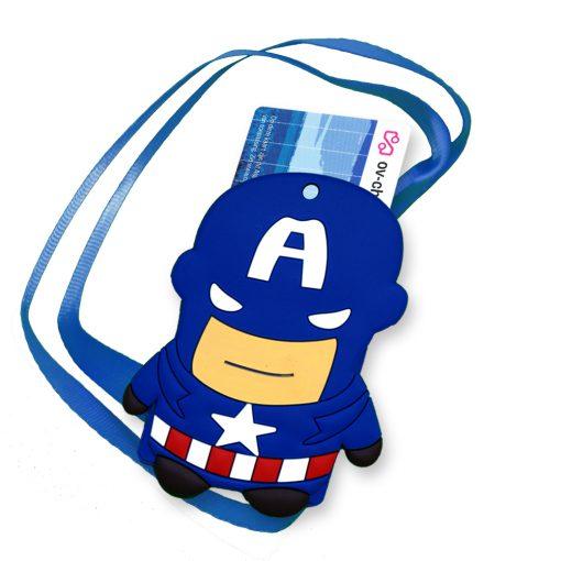 OV-hanger Captain America Groot