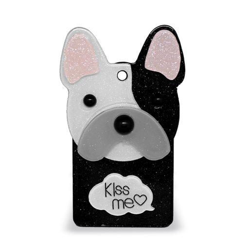 OV-hanger figuur Kiss Me Hond-9080