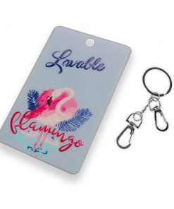 OV-hanger figuur Flamingo