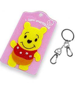 OV-hanger figuur Baby Pooh