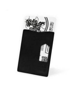 Kaarthouder RFID Zwart