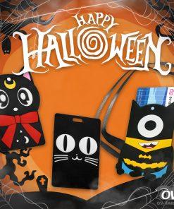 OV-hanger Halloween Bundel